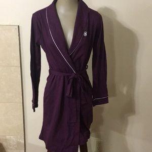 Victoria's Secret Tie Robe Small